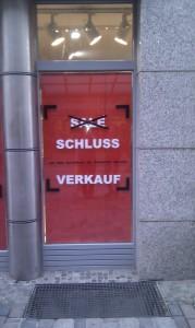 Schluss mit dem Ausverkauf der deutschen Sprache