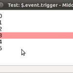 Jquery-‪Test-event.trigger