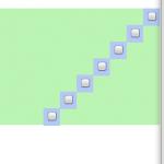 Treppenbildung, da Input-Felder zu hoch sind
