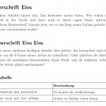 Open-Office-Dokument mit CMU-Schrift