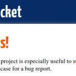 Die Wicket-Webapp läuft